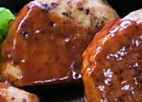 ハンバーグ~デミグラスソース煮~