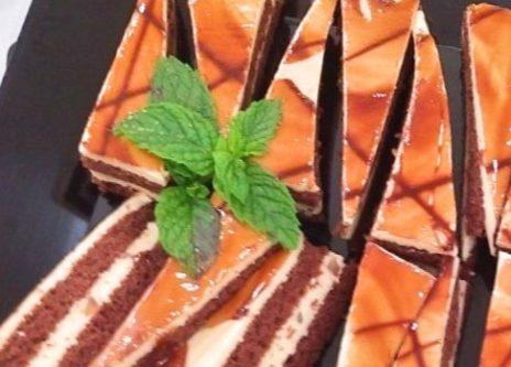 マロンアマレットケーキ